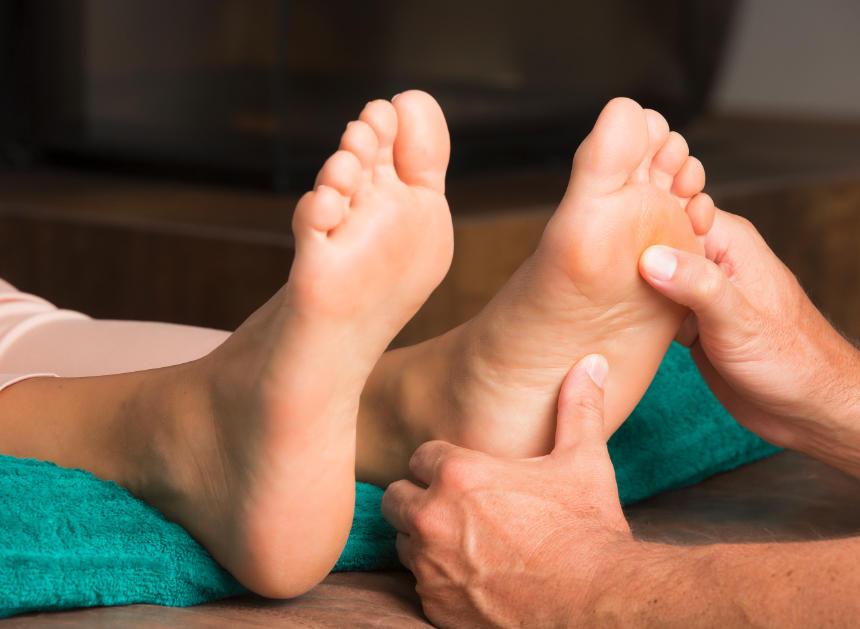 Massage mit VITAL
